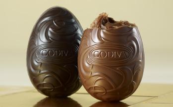 Seasonal Chocolates from GODIVA Boutiques
