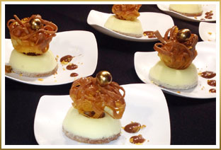 Almond Praline with Sea Salt