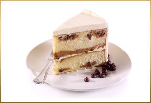 GODIVA Cookie Dough Cake