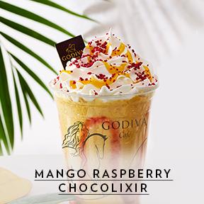 Mango Raspberry Chocolixir
