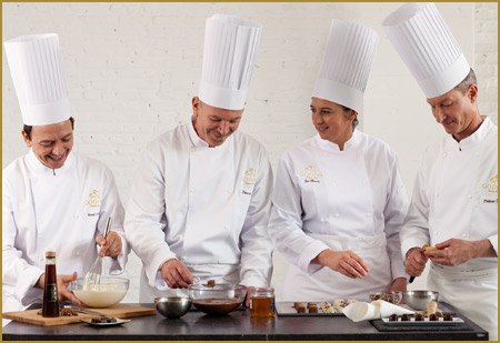 GODIVA Chefs and Chocolatiers