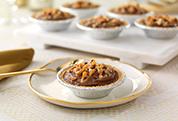 GODIVA Salted Caramel-Hazelnut Pies
