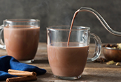 Spiced Chai Hot Chocolate