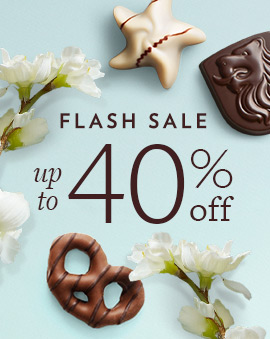 Flash Sale Up To 40% Off