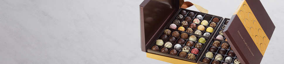 Chocolate Truffles Assortment Gift Boxes