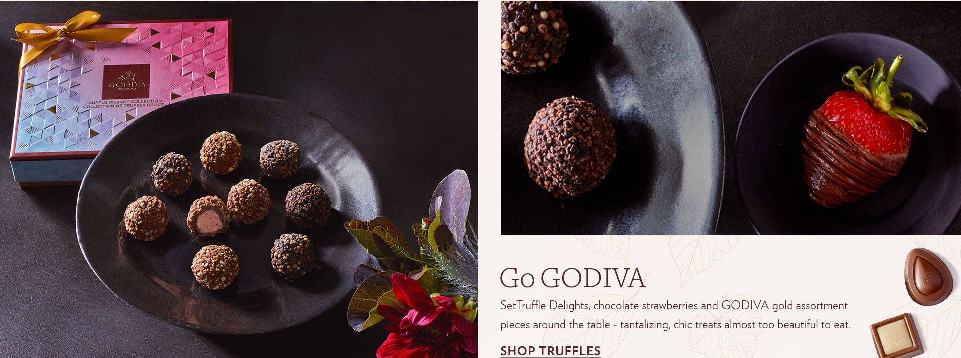 shop chocolate truffles
