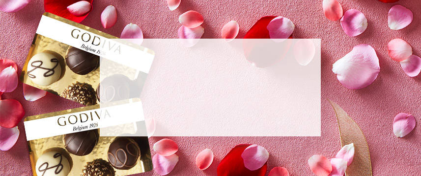 Shop Gift Cards for Valentine's Day