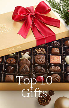 TOP 10 HOLIDAY GIFTS