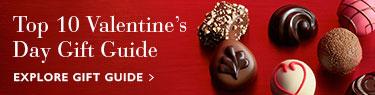 Godiva Candy Valentine's Day Gift Guide