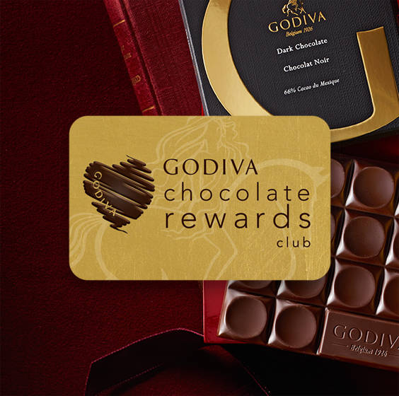 Join GODIVA Rewards Club