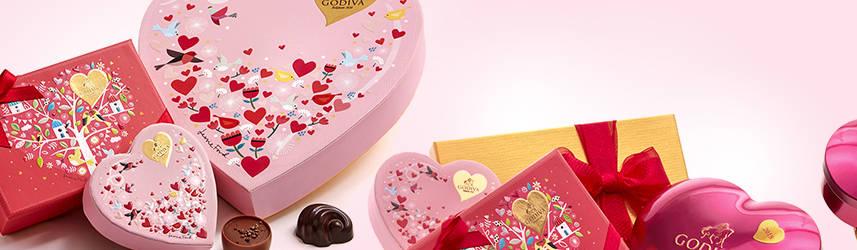 Valentine's Day Gift Baskets & Sets