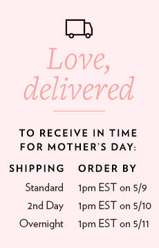 Mother's Day Shipping