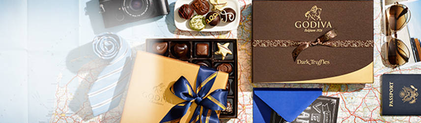 Father's Day Chocolate Gift Boxes