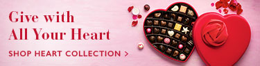 Godiva Candy Valentines Heart Gift