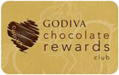 Godiva Chocolate Rewards
